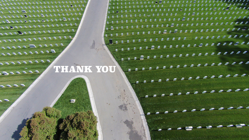 Happy Veterans Day. Thank you.